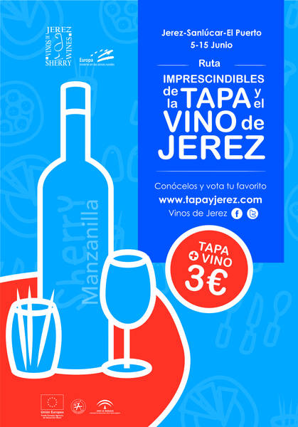 Jerez and Sanlucar their Tapas and Wines