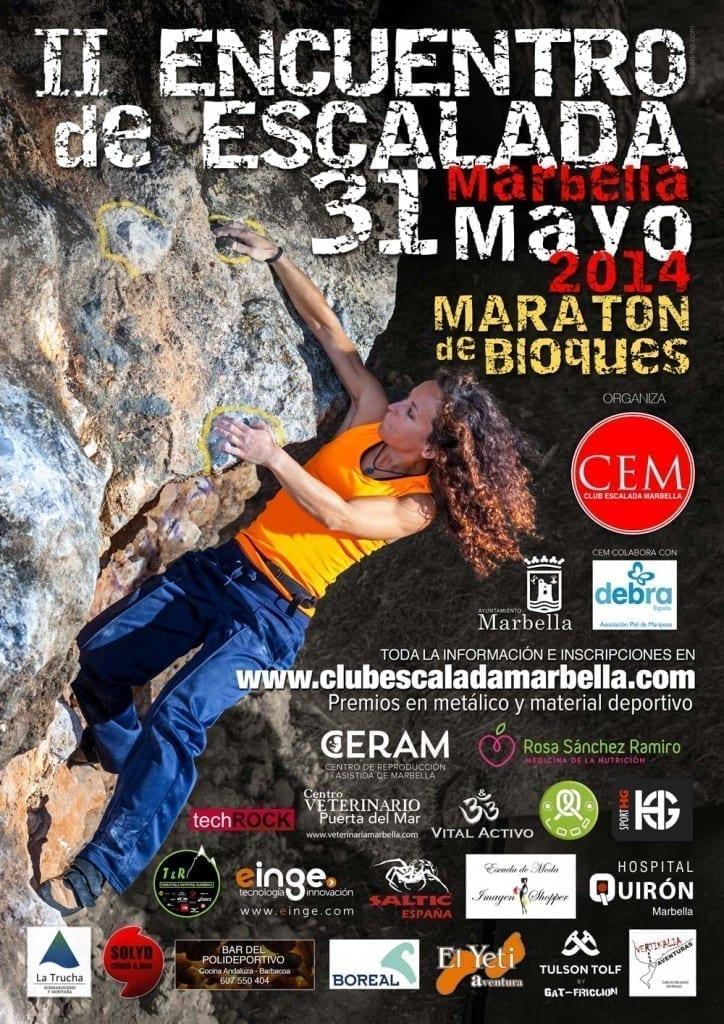 meeting climbing Marbella