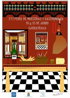 Food and Drink Fair in Carratraca