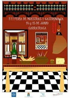 Les échantillons et les boissons Foire Carratraca