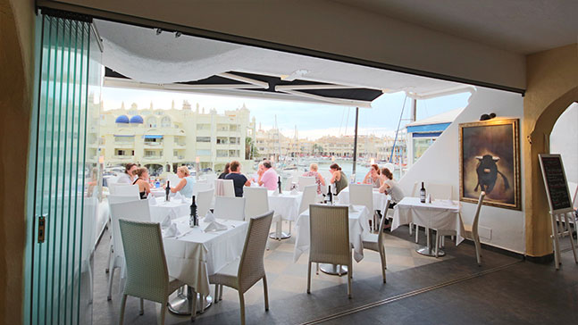 Restaurants Benalmadena
