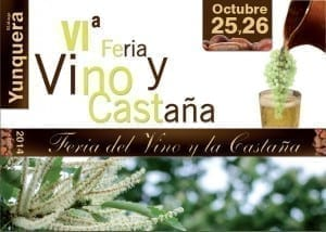 Wine Chestnut Fair Yunquera