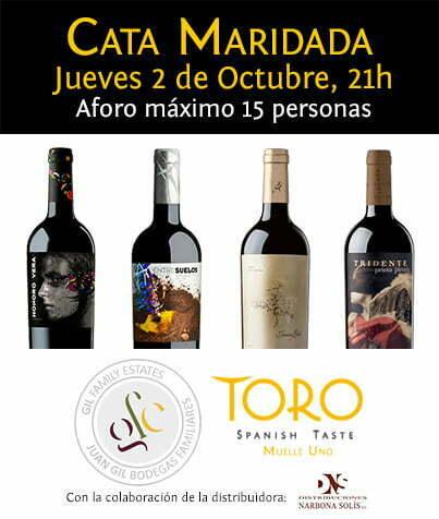 Cata Maridada Restaurante Toro Muelle Uno