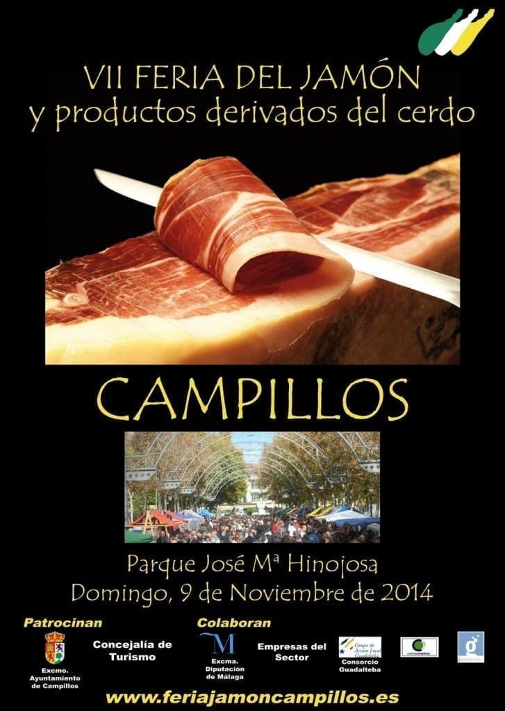 Feria Jamón Campillos 2014