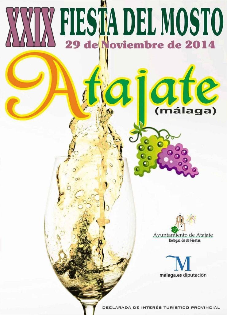 Fiesta del Mosto de Atajate