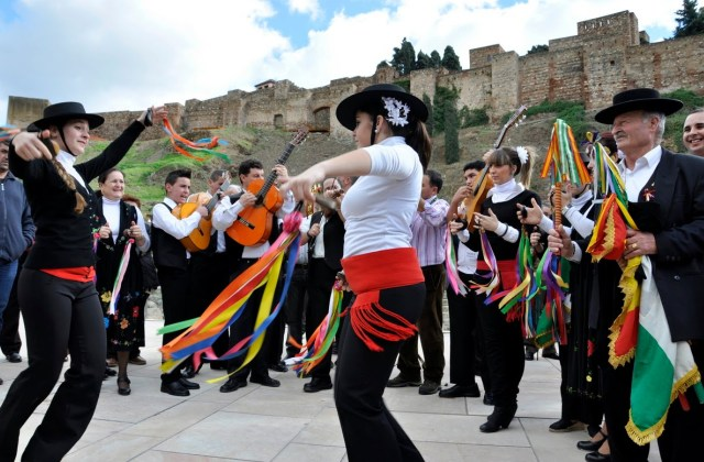 Verdiales-Festival of Málaga