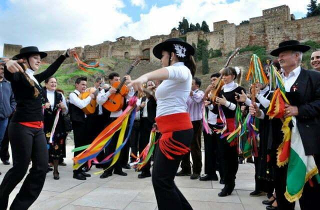 Fiesta Mayor de los Verdiales Malaga