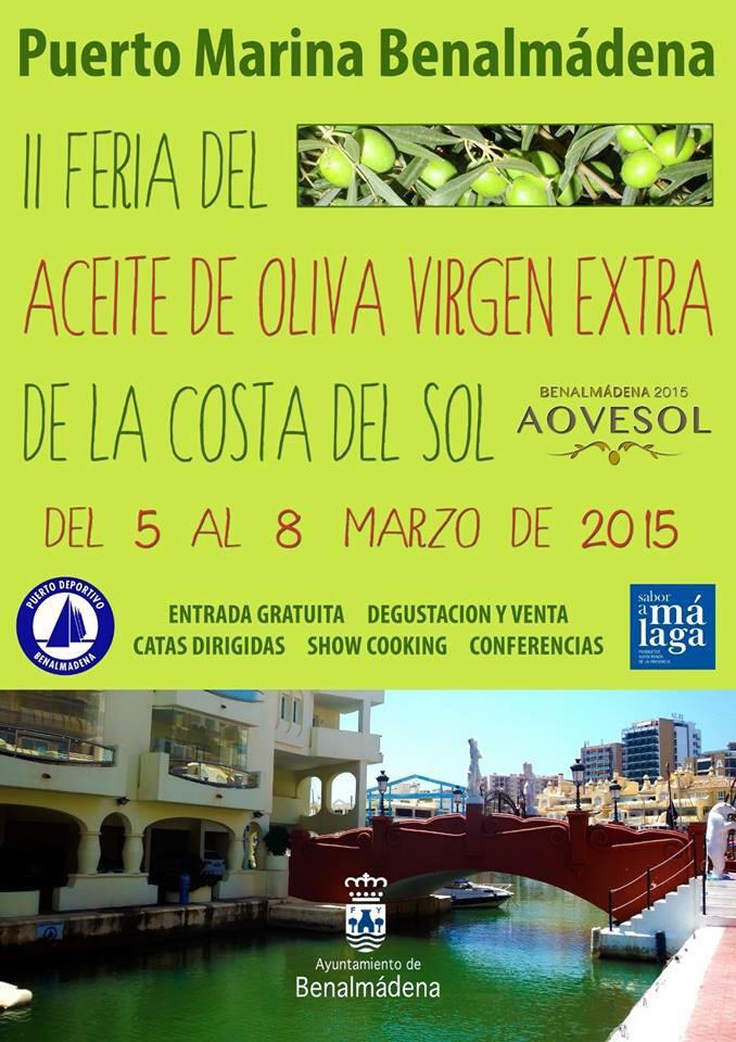 Olive Oil Festival Benalmadena Marina