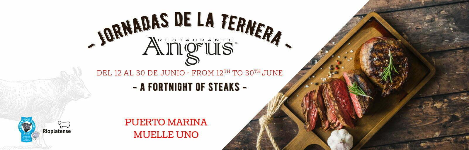 Fortnight of Steaks
