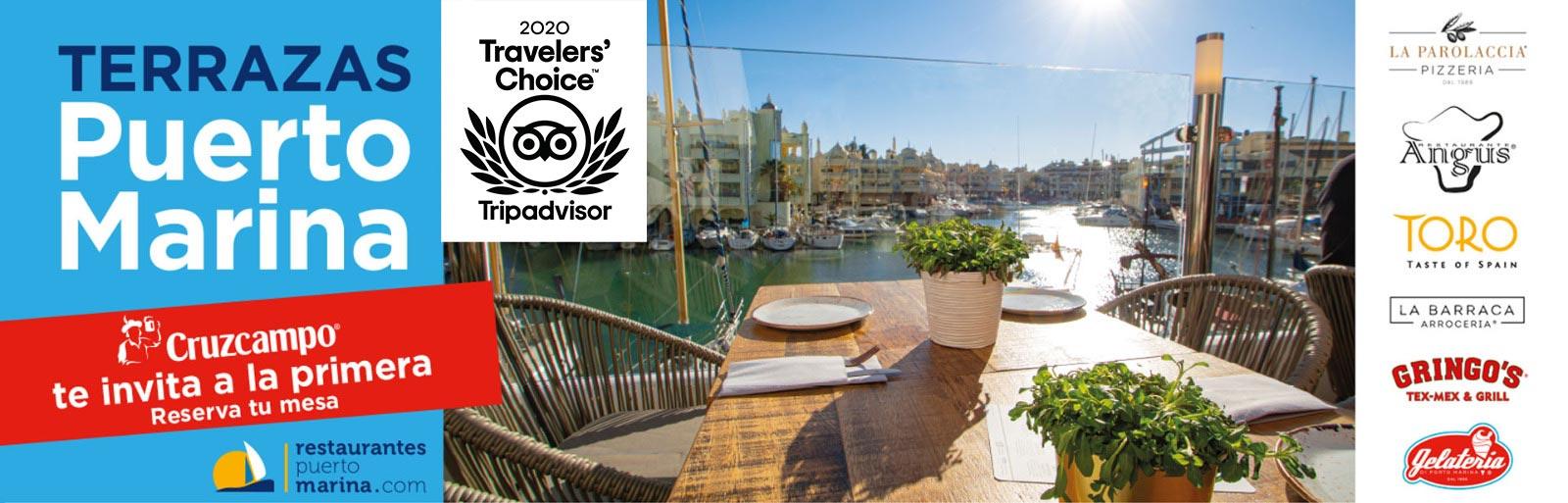 restaurantes puerto marina benalmadena