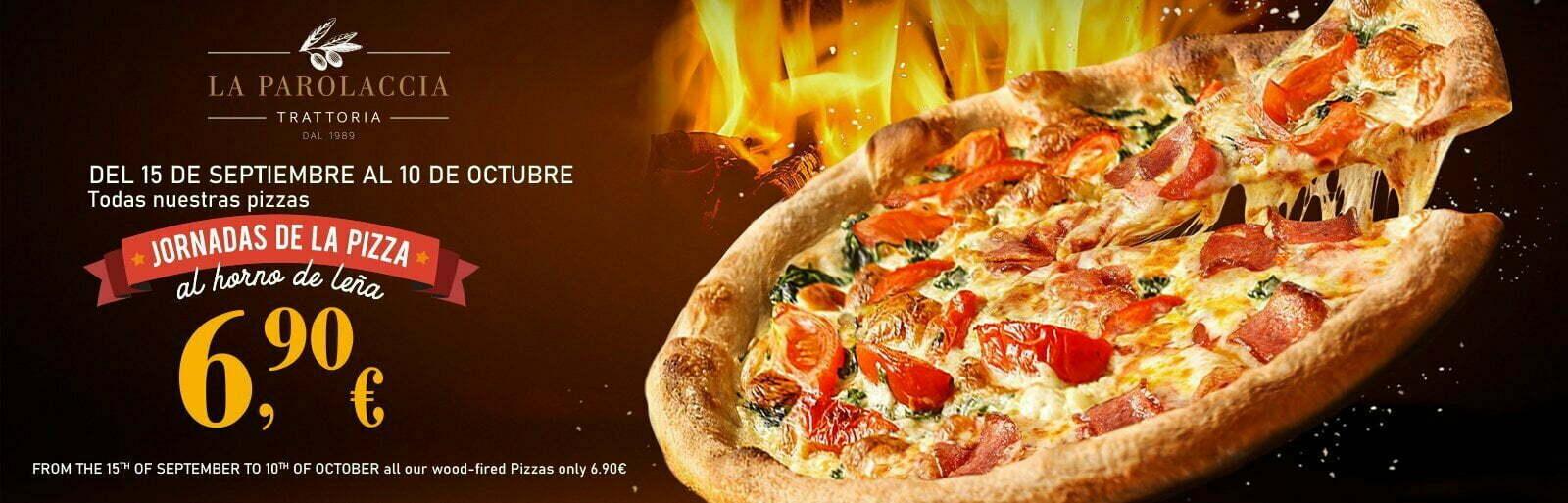 pizza promo parolaccia